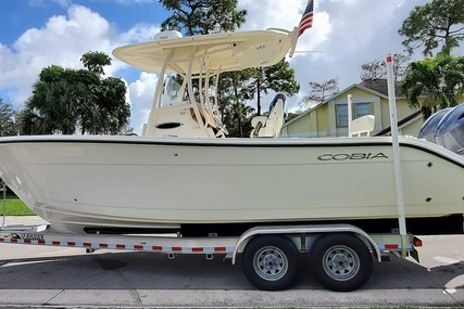 Cobia 261 CC for sale in United States of America for $127,900 (£98,726)