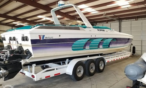 Image of Scarab Thunder 43 for sale in United States of America for $75,000 (£58,065) Byrdstown, Tennessee, United States of America
