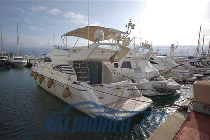 Fairline Squadron 55 for sale in Italy for €315,000 (£288,739)
