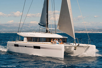 CNB Lagoon 52 S for sale in France for €975,000 (£870,101)