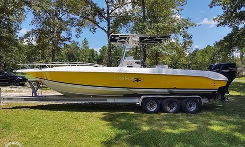 Image of Donzi 30 ZF Cuddy for sale in United States of America for $54,500 (£41,434) Reevesville, South Carolina, United States of America