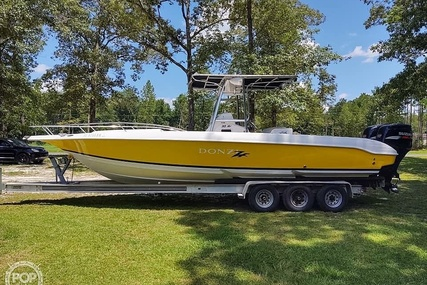 Donzi 30 ZF Cuddy for sale in United States of America for $50,000 (£38,854)