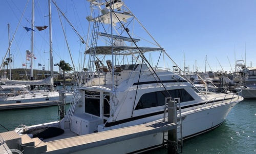 Image of Bertram 60 Convertible for sale in United States of America for $115,000 (£83,294) Titusville, Florida, United States of America