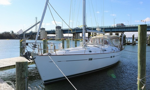 Image of Beneteau 411 Oceanis Double Cabin for sale in United States of America for $104,900 (£81,540) Brielle, New Jersey, United States of America