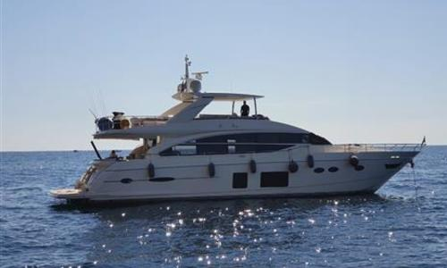 Image of Princess 82 for sale in Russia for €2,490,000 (£2,205,062) Balaklava, Russia
