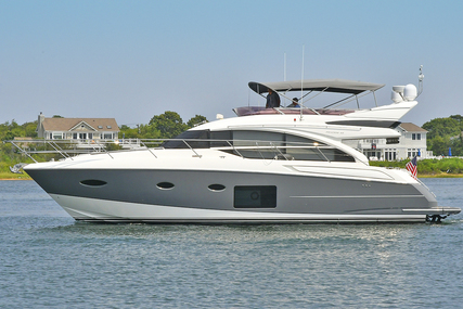 Princess 52 Flybridge for sale in United States of America for $1,095,000 (£875,272)