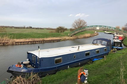 Soar Valley Steel Boats 60' Cruiser Stern for sale in United Kingdom for £89,500