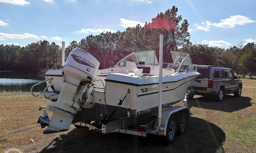 Image of Grady-White Tournament 190 for sale in United States of America for $14,250 (£10,231) Calabash, North Carolina, United States of America
