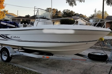 Cobia 194CC for sale in United States of America for $15,250 (£11,772)