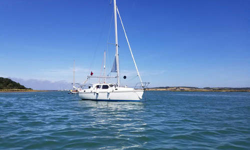 Image of Hunter Pilot 27 for sale in United Kingdom for £14,500 Chichester Marina., United Kingdom