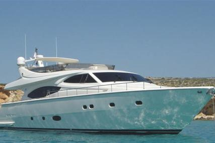 Ferretti 760 for sale in Croatia for €720,000 (£659,975)