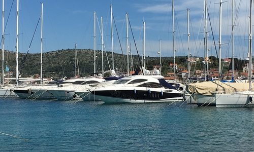 Image of Sunseeker Predator 52 for sale in Croatia for €650,000 (£585,390) Croatia