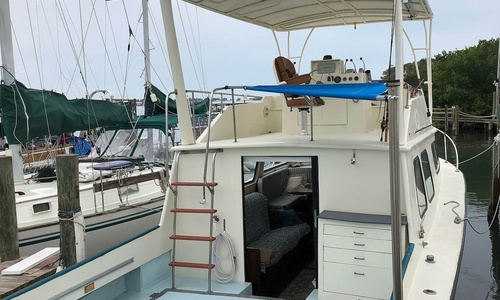 Image of Chris-Craft 33 Coho for sale in United States of America for $36,900 (£28,174) Cortez, Florida, United States of America