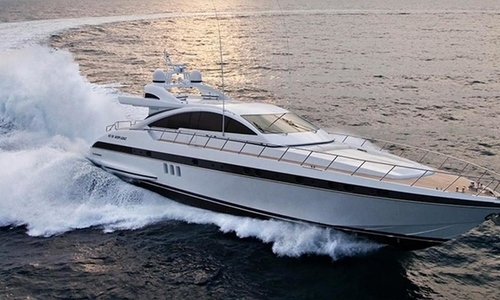 Image of Mangusta 80 for sale in Italy for €1,100,000 (£1,003,897) Liguria, Italy