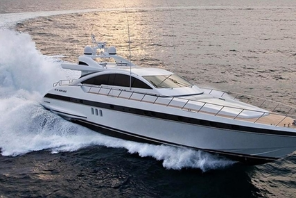 Mangusta 80 for sale in Italy for 1 100 000 € (990 598 £)