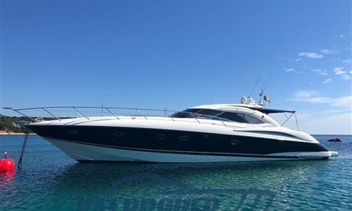 Image of Sunseeker Predator 60 for sale in Italy for €245,000 (£220,755) Sardegna, Italy
