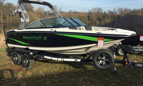 Image of Mastercraft X2 for sale in United Kingdom for £60,000 South East, United Kingdom