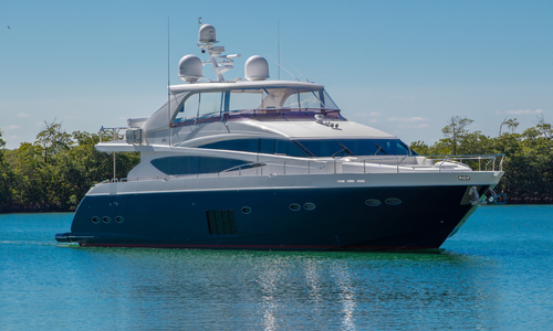 Image of Princess 85 for sale in United States of America for $2,500,000 (£2,025,243) Key Biscayne, Florida, United States of America