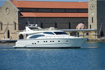Ferreti Yachts 68 for charter in Greece from €17,500 / week