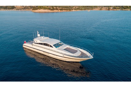 Arno Leopard 89 for charter in Greece from €30,000 / week