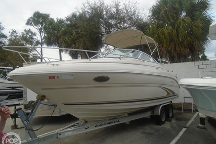 Sea Ray 245 Weekender for sale in United States of America for $19,500 (£15,146)