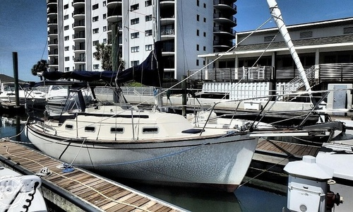 Image of Island Packet 26 MK ll for sale in United States of America for $38,900 (£31,232) Wrightsville Beach, North Carolina, United States of America