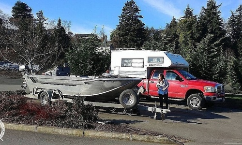 Image of Duckworth 19 Angler for sale in United States of America for $17,250 (£13,225) Parma, Idaho, United States of America