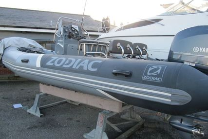 Zodiac 650 Pro (Raid Edition) for sale in United Kingdom for £32,250