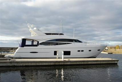 Princess 72 for sale in Greece for €1,250,000 (£1,110,923)