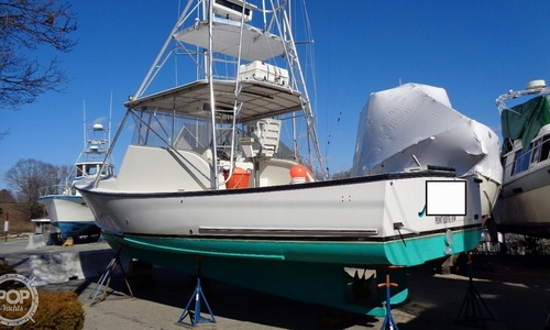 Image of Duffy 35 Express Fisherman for sale in United States of America for $59,000 (£45,847) Narragansett, Rhode Island, United States of America