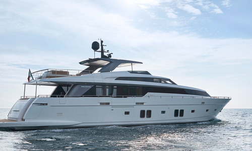 Image of Sanlorenzo SL106 #642 for sale in Netherlands for €7,700,000 (£6,939,062) Netherlands