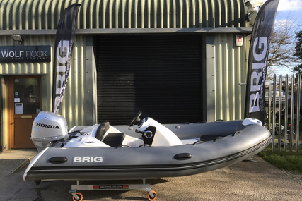 Brig Eagle 380 - New - ORCA Hypalon for sale in United Kingdom for £13,995