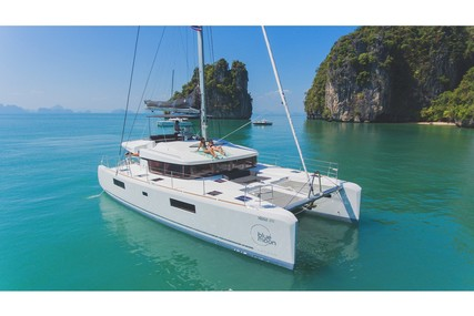 Lagoon 52F for charter in Thailand from €10,000 / week