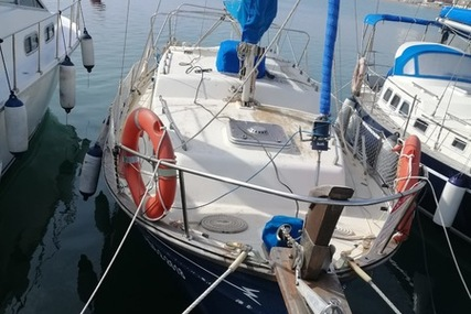 Maybca Delfin 28 for sale in Spain for €21,500 (£19,422)