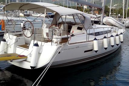 Jeanneau Sun Odyssey 439 for charter in Montenegro from €2,080 / week
