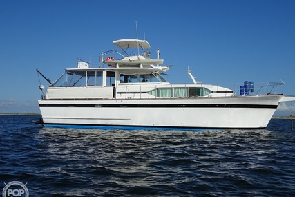 Chris-Craft 55 Roamer Flush Deck MY for sale in United States of America for $99,000 (£70,898)