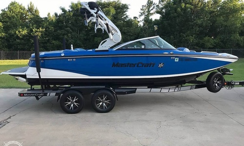 Image of Mastercraft X25 for sale in United States of America for $94,500 (£77,675) Bismark, Arkansas, United States of America