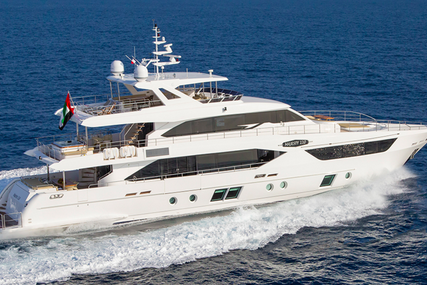 Majesty 110 tri for sale in Spain for €6,800,000 (£5,693,569)