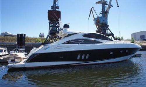 Image of Sunseeker Predator 62 for sale in Russia for €521,873 (£471,434) Moscow, Russia