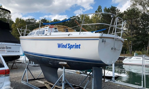 Image of Catalina 27 for sale in United States of America for $15,000 (£10,599) Grosse Ile, Michigan, United States of America