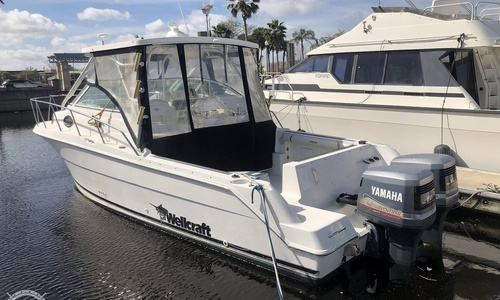 Image of Wellcraft 290 Coastal for sale in United States of America for $36,500 (£27,983) sanford, Florida, United States of America