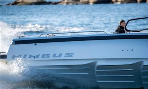 Image of Nimbus T9 T-Top for sale in Spain for £159,720 Menorca, Spain