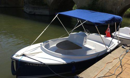 Image of Ruban Bleu Scoop for sale in United Kingdom for £12,950 Henley on Thames, United Kingdom