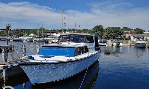 Image of Marinette 29 Sedan for sale in United States of America for $23,250 (£18,000) East Jordan, Michigan, United States of America