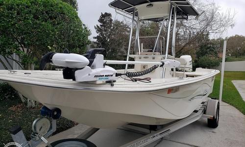 Image of Carolina Skiff DLV 218 for sale in United States of America for $28,000 (£22,666) Lakeland, Florida, United States of America