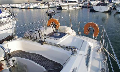 Image of Moody 376 CC for sale in United Kingdom for £50,000 ($61,254) Conwy Marina, United Kingdom