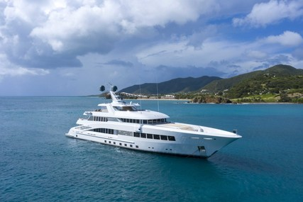 Feadship for sale in Costa Rica for €54,900,000 (£47,257,922)