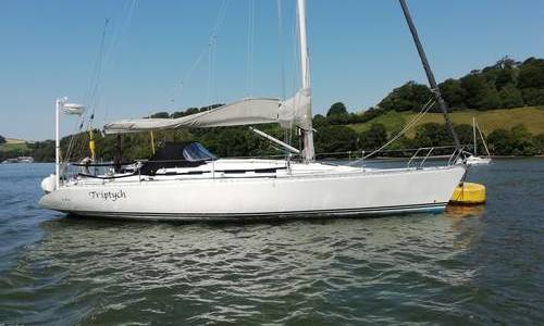 Image of Sigma 400 for sale in United Kingdom for £49,950 Dartmouth, Devon, United Kingdom