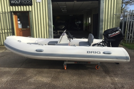Brig Falcon 420T - NEW 2020 - ORCA Hypalon for sale in United Kingdom for £16,995