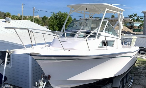 Image of Grady-White Sailfish 252 for sale in United States of America for $59,000 (£47,272) Jupiter, Florida, United States of America